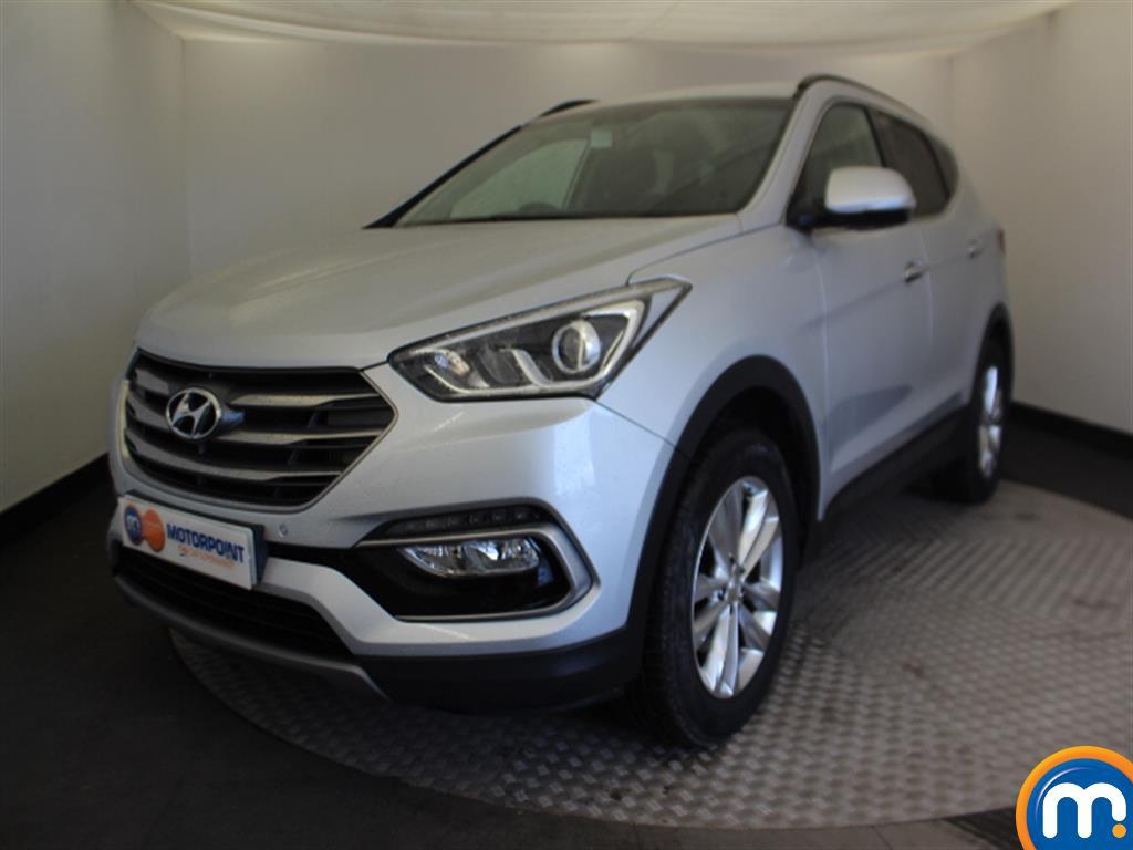 Hyundai Santa Fe Premium - Stock Number (1005359) - Passenger side front corner