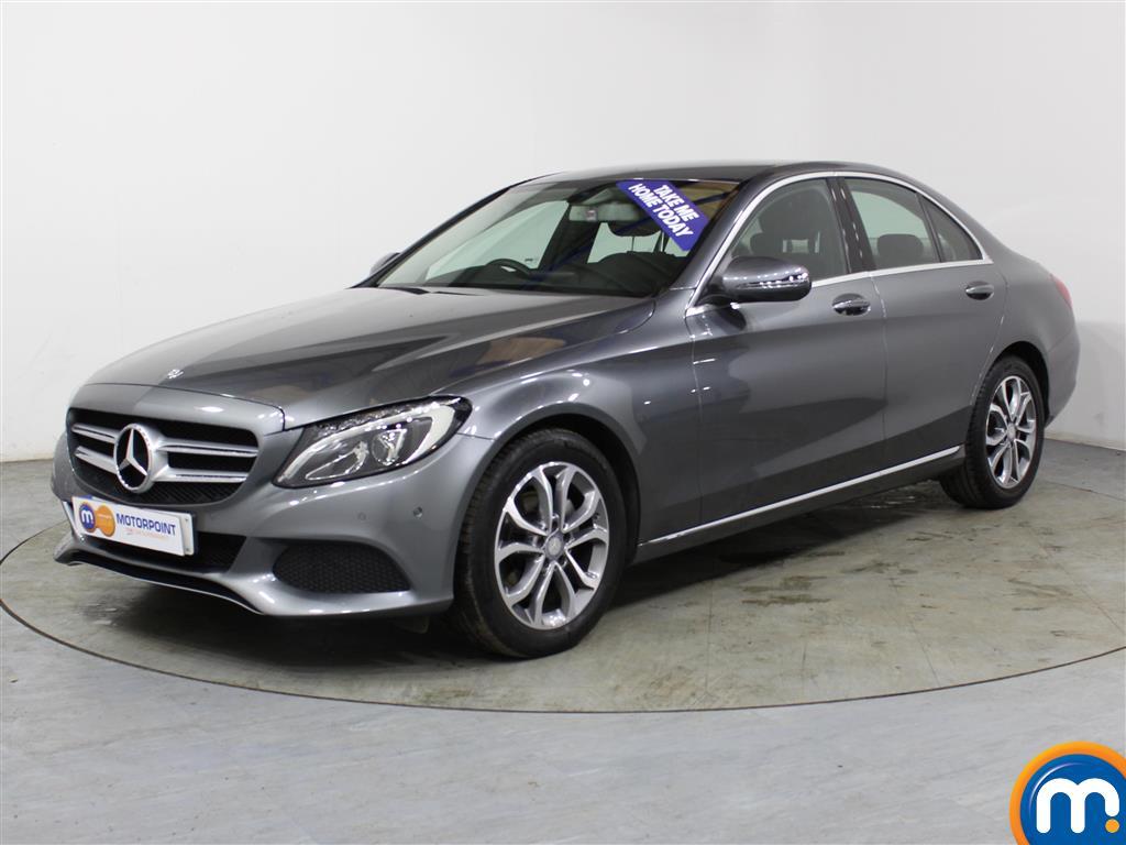 Mercedes-Benz C Class Sport - Stock Number (1004795) - Passenger side front corner