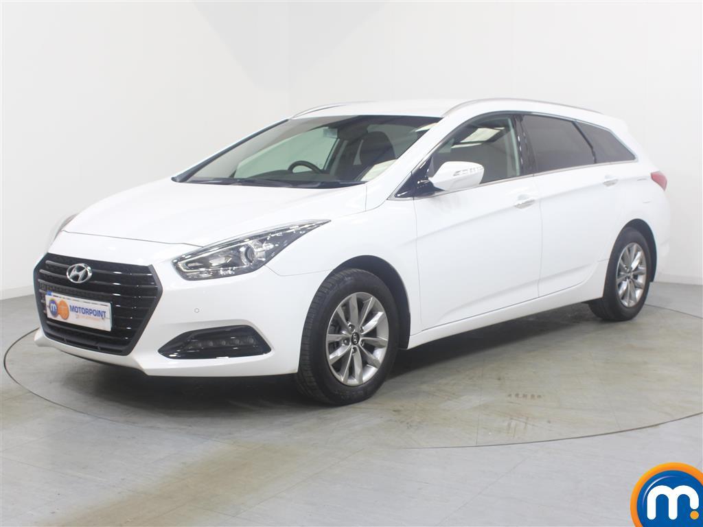 Hyundai I40 SE Nav - Stock Number (1004867) - Passenger side front corner