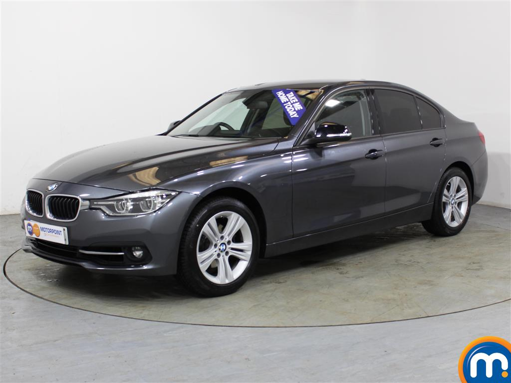BMW 3 Series Sport - Stock Number (998800) - Passenger side front corner