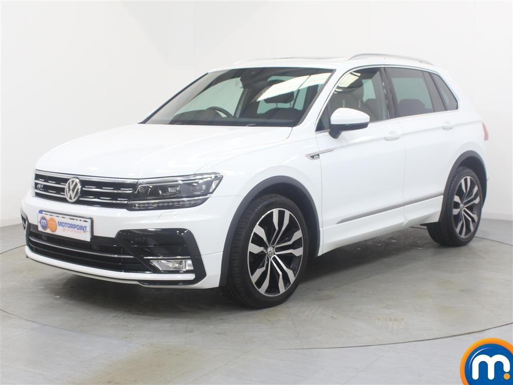 Volkswagen Tiguan R Line - Stock Number (1001500) - Passenger side front corner