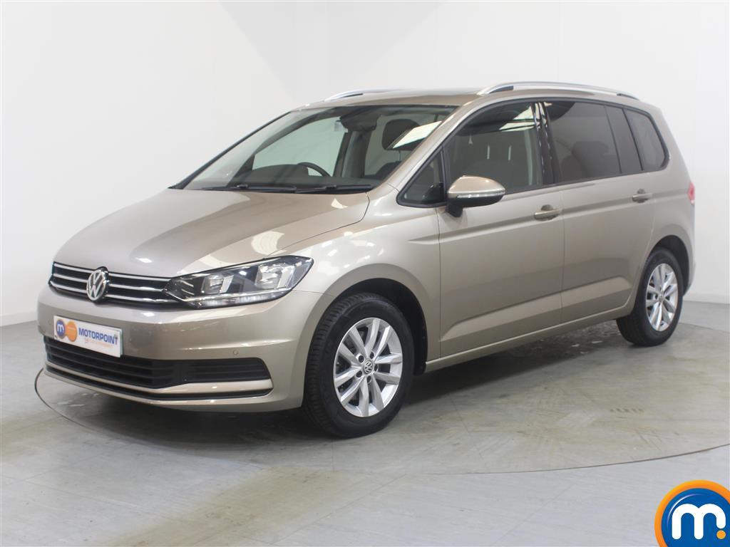 Volkswagen Touran SE Family - Stock Number (1002390) - Passenger side front corner