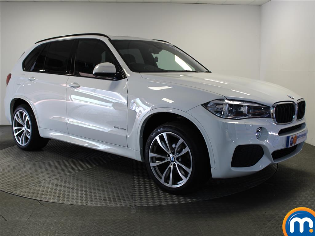 BMW X5 M Sport Automatic Diesel 4X4 - Stock Number (999327) - Drivers side front corner