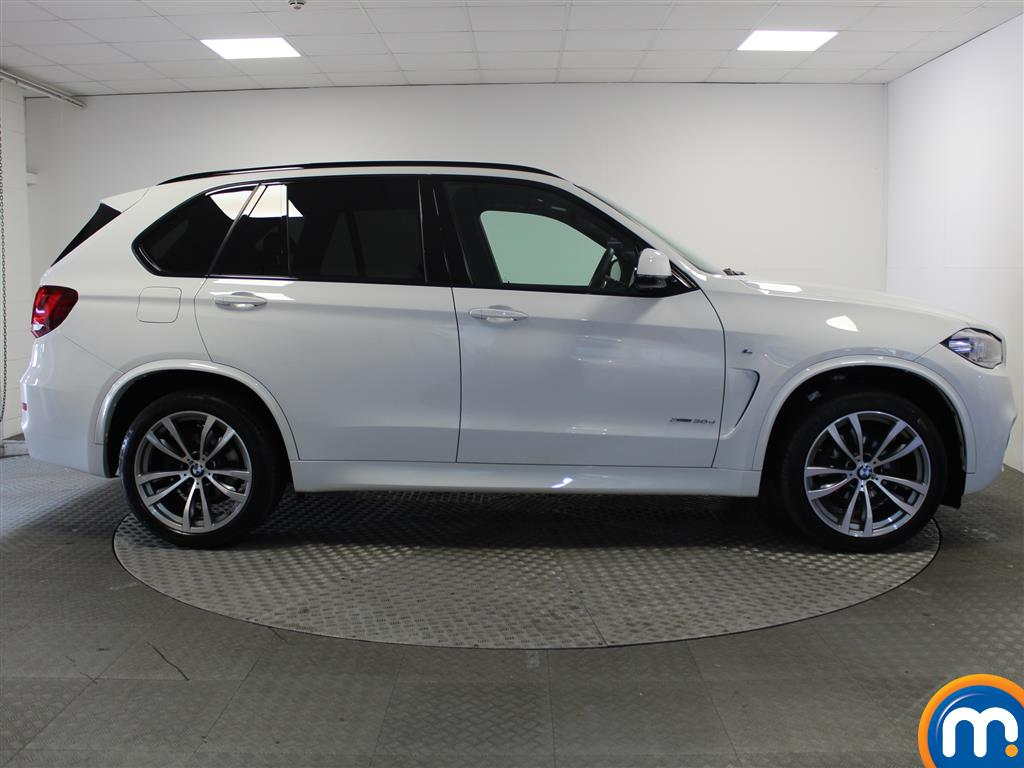 BMW X5 M Sport Automatic Diesel 4X4 - Stock Number (999327) - Drivers side