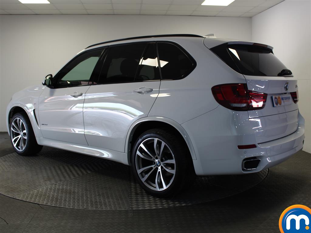 BMW X5 M Sport Automatic Diesel 4X4 - Stock Number (999327) - Passenger side rear corner
