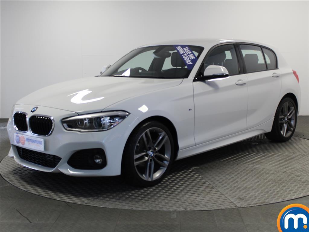 BMW 1 Series M Sport - Stock Number (1001689) - Passenger side front corner