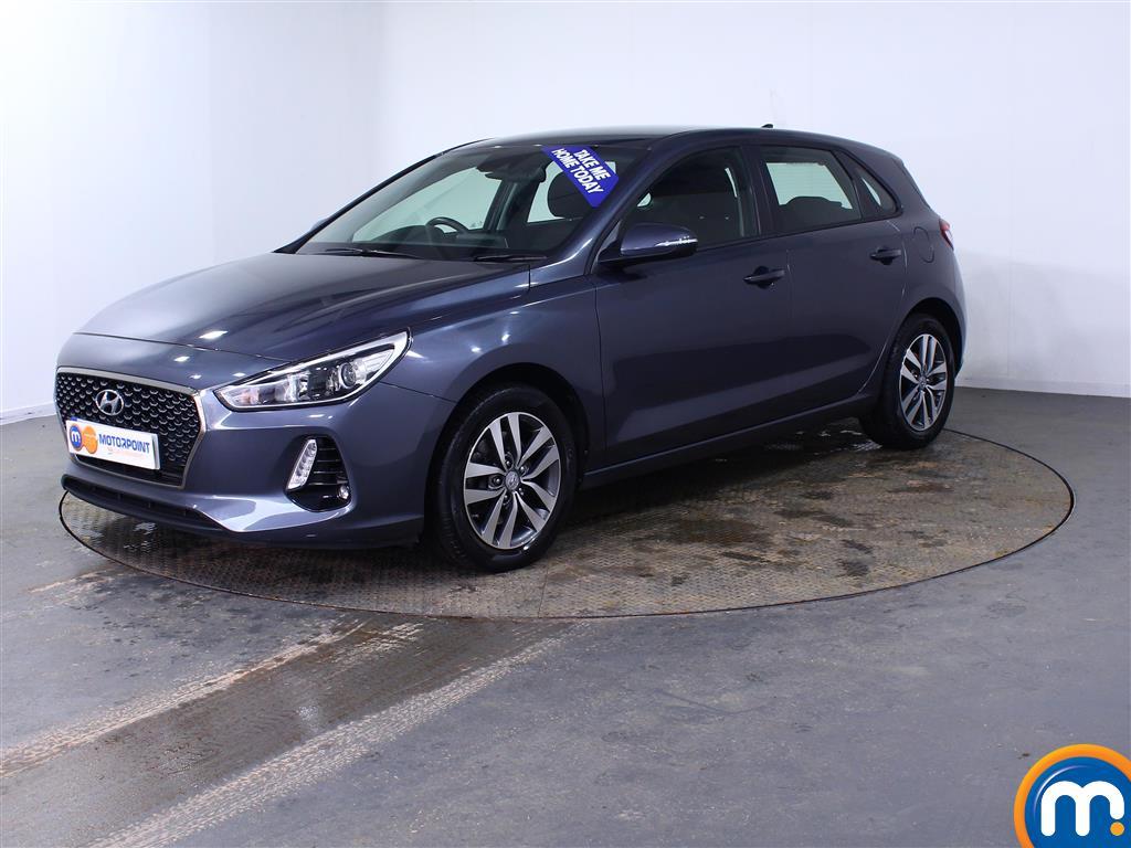 Hyundai I30 SE Nav - Stock Number (1002241) - Passenger side front corner