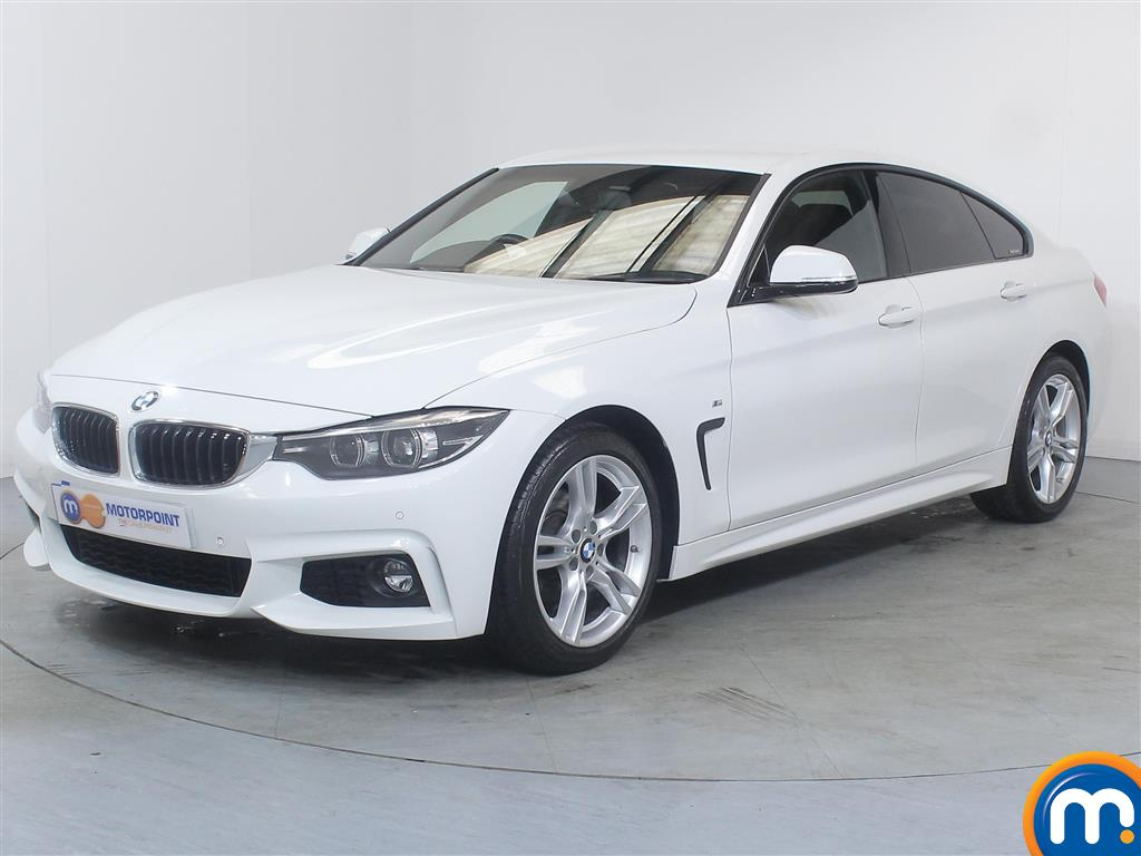 BMW 4 Series M Sport - Stock Number (1003211) - Passenger side front corner