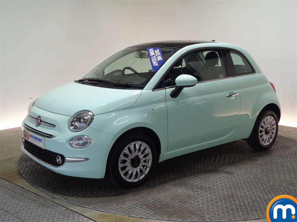 Fiat 500 Lounge - Stock Number (999158) - Passenger side front corner
