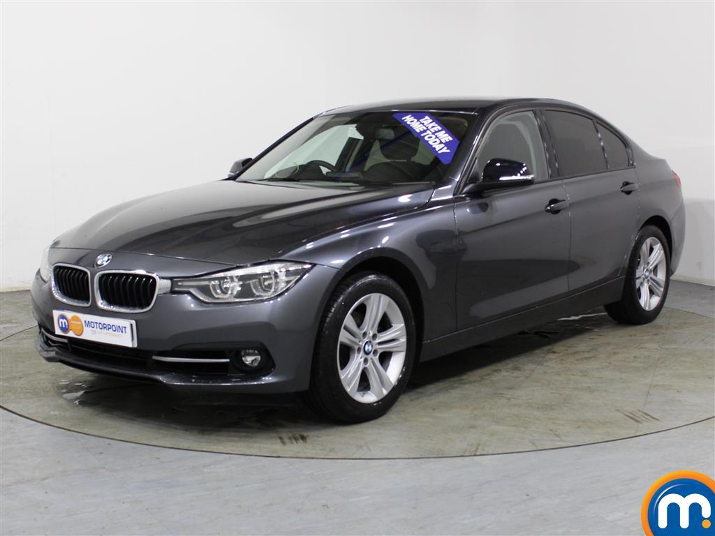 BMW 3 Series Sport - Stock Number (998828) - Passenger side front corner