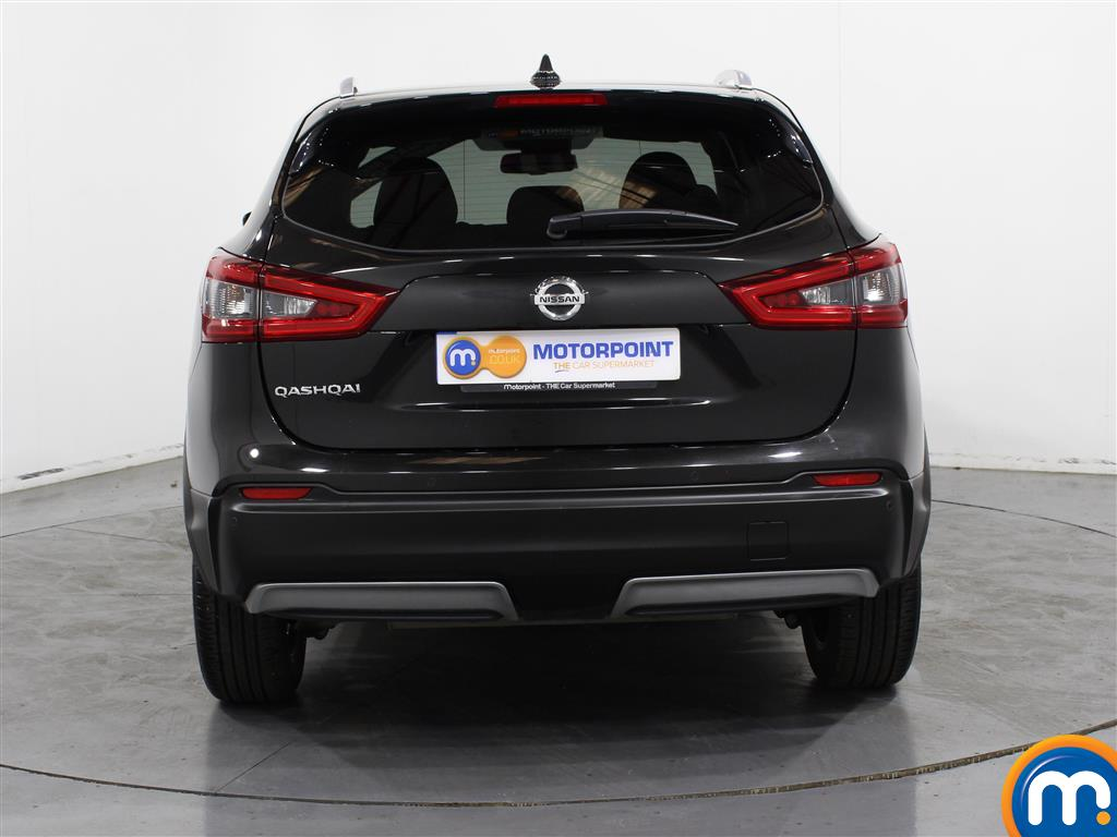 Nissan Qashqai N-Connecta Manual Petrol Hatchback - Stock Number (1002755) - Rear bumper