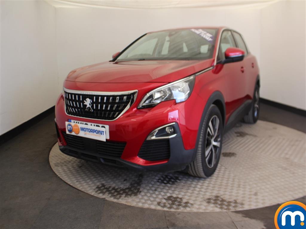Peugeot 3008 Active - Stock Number (999211) - Passenger side front corner