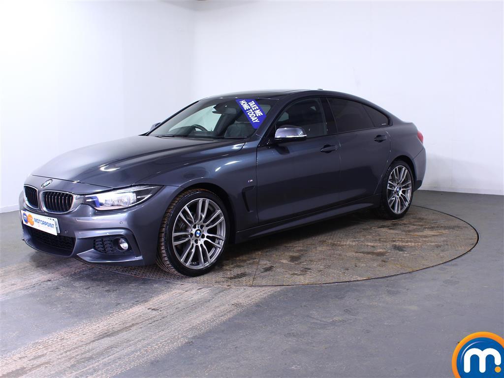 BMW 4 Series M Sport - Stock Number (1006295) - Passenger side front corner