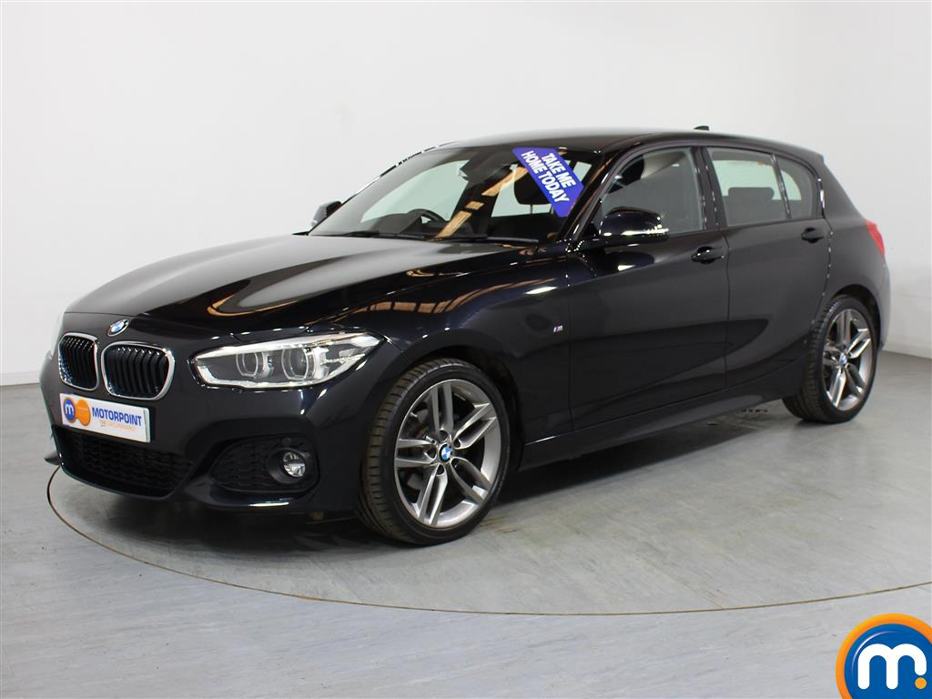BMW 1 Series M Sport - Stock Number (1004367) - Passenger side front corner