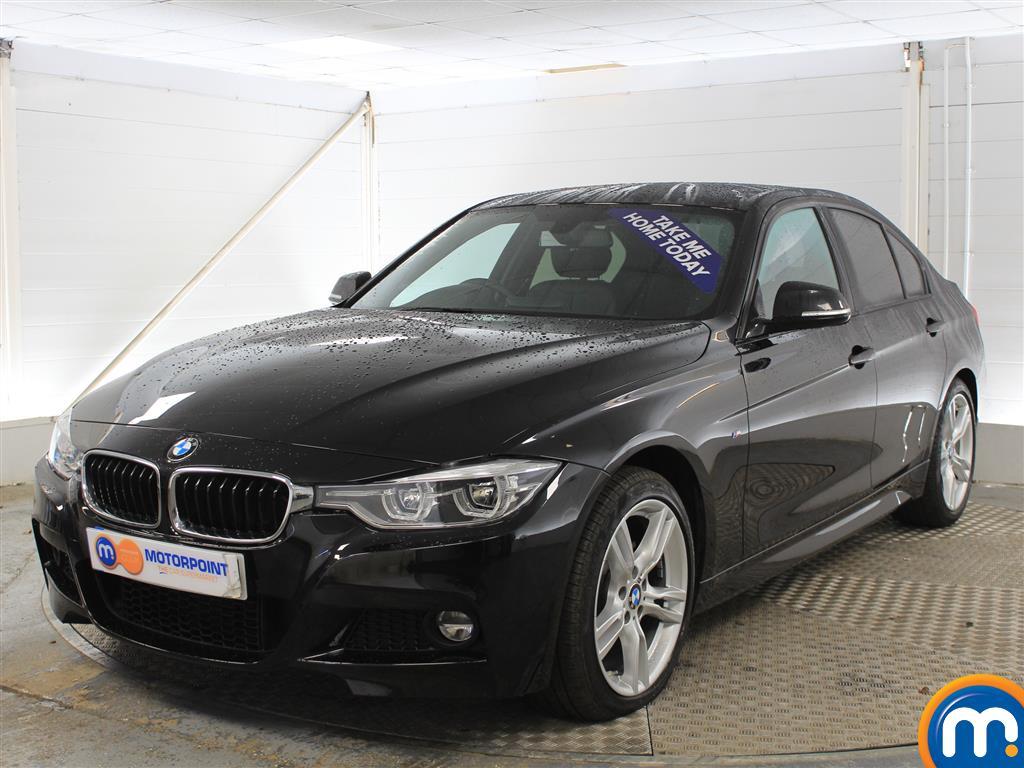 BMW 3 Series M Sport - Stock Number (1002347) - Passenger side front corner