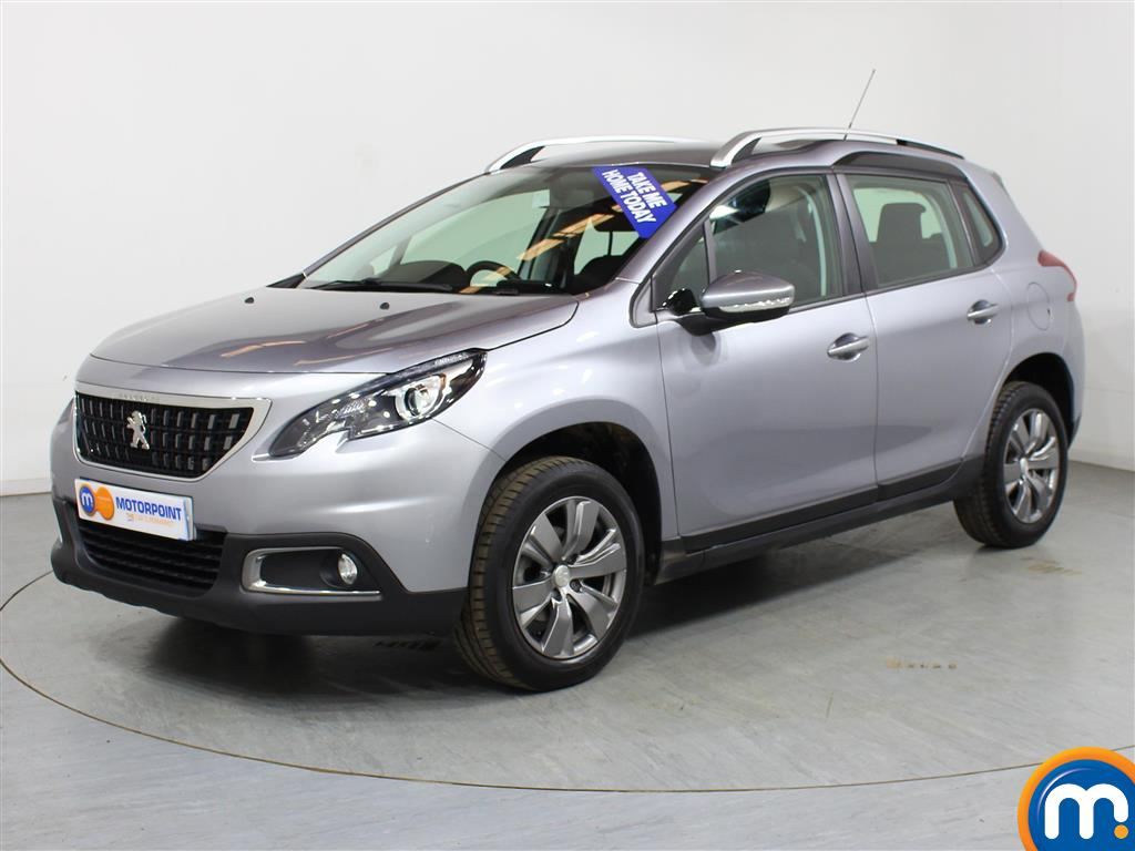 Peugeot 2008 Active - Stock Number (993478) - Passenger side front corner
