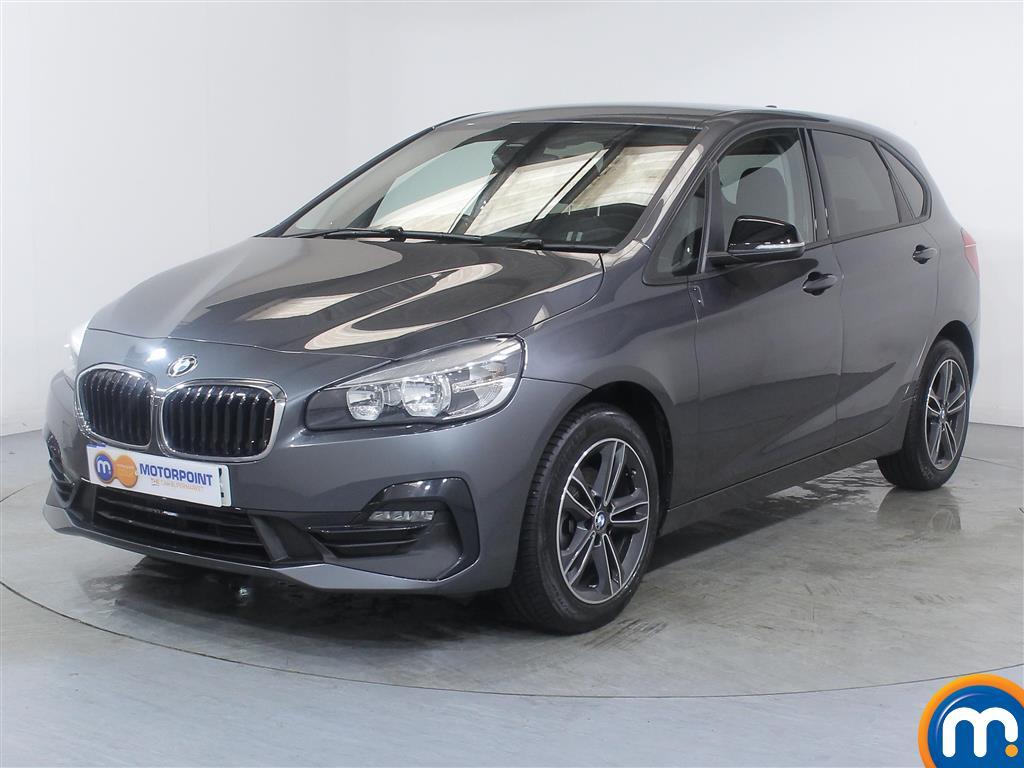BMW 2 Series Sport - Stock Number (995824) - Passenger side front corner