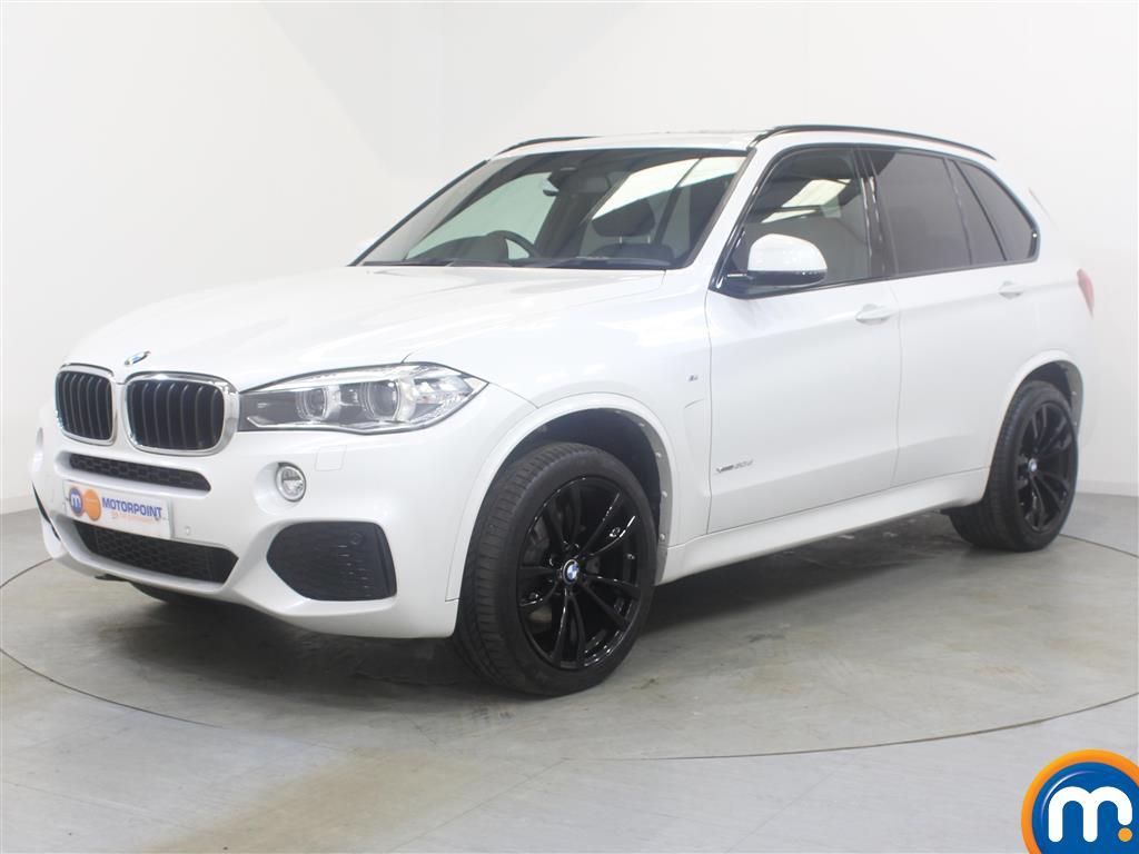 BMW X5 M Sport - Stock Number (1001298) - Passenger side front corner