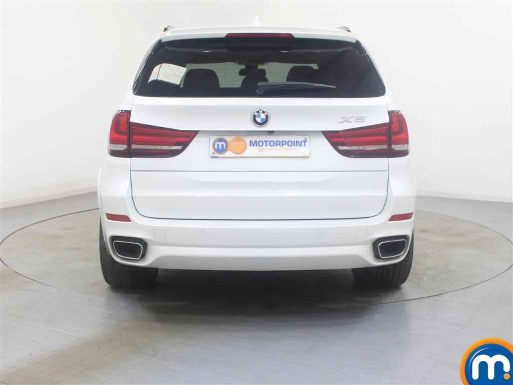 BMW X5 M Sport Automatic Diesel 4X4 - Stock Number (1001298) - Drivers side front corner