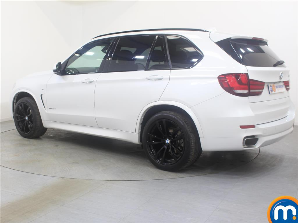BMW X5 M Sport Automatic Diesel 4X4 - Stock Number (1001298) - Drivers side