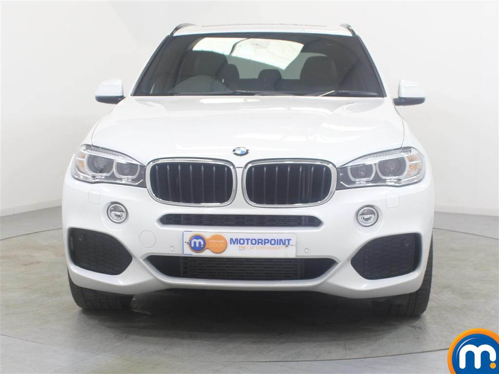 BMW X5 M Sport Automatic Diesel 4X4 - Stock Number (1001298) - Rear bumper
