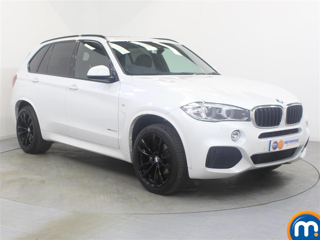 BMW X5 M Sport Automatic Diesel 4X4 - Stock Number (1001298) - Passenger side rear corner