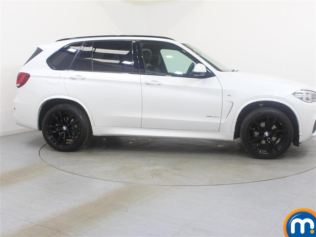 BMW X5 M Sport Automatic Diesel 4X4 - Stock Number (1001298) - Passenger side