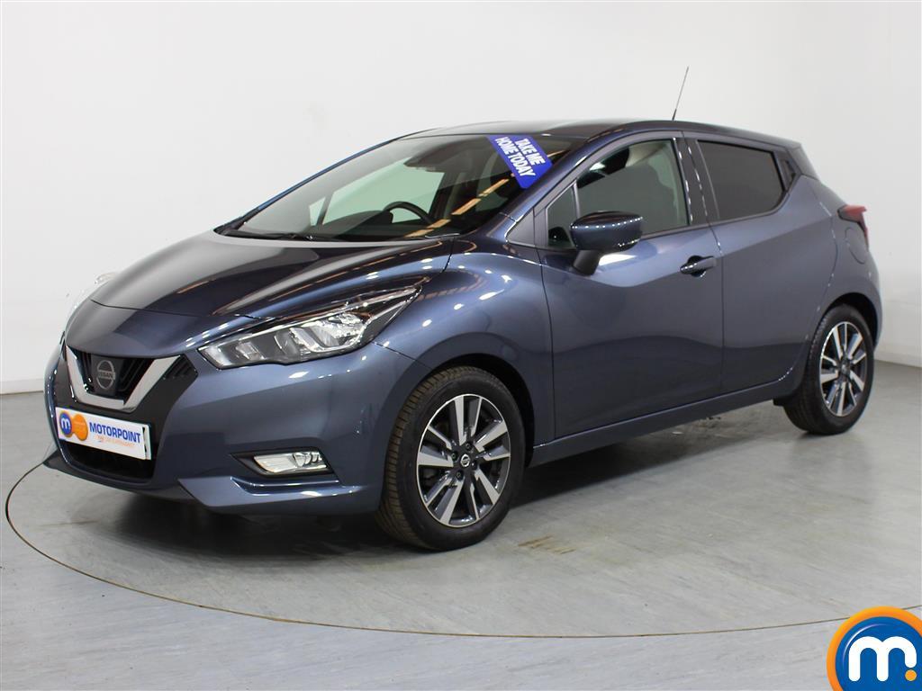 Nissan Micra N-Connecta - Stock Number (1006456) - Passenger side front corner