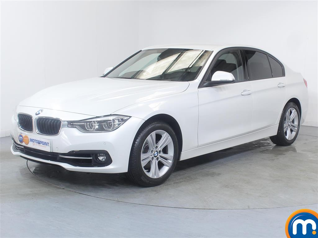 BMW 3 Series Sport - Stock Number (998778) - Passenger side front corner