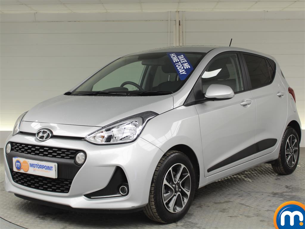 Hyundai I10 Premium - Stock Number (996812) - Passenger side front corner