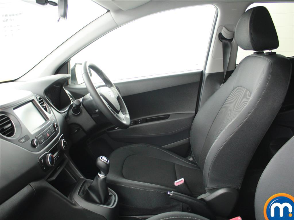 Hyundai I10 Premium Manual Petrol Hatchback - Stock Number (996812) - 5th supplementary image