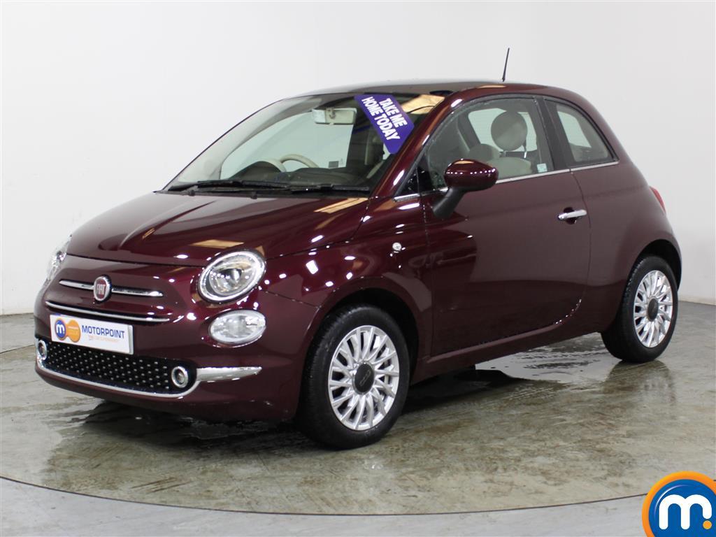 Fiat 500 Lounge - Stock Number (1001394) - Passenger side front corner