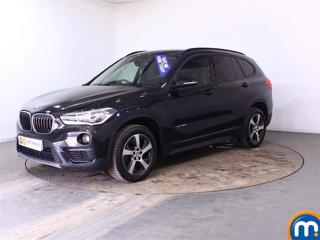 BMW X1 SE - Stock Number (996354) - Passenger side front corner