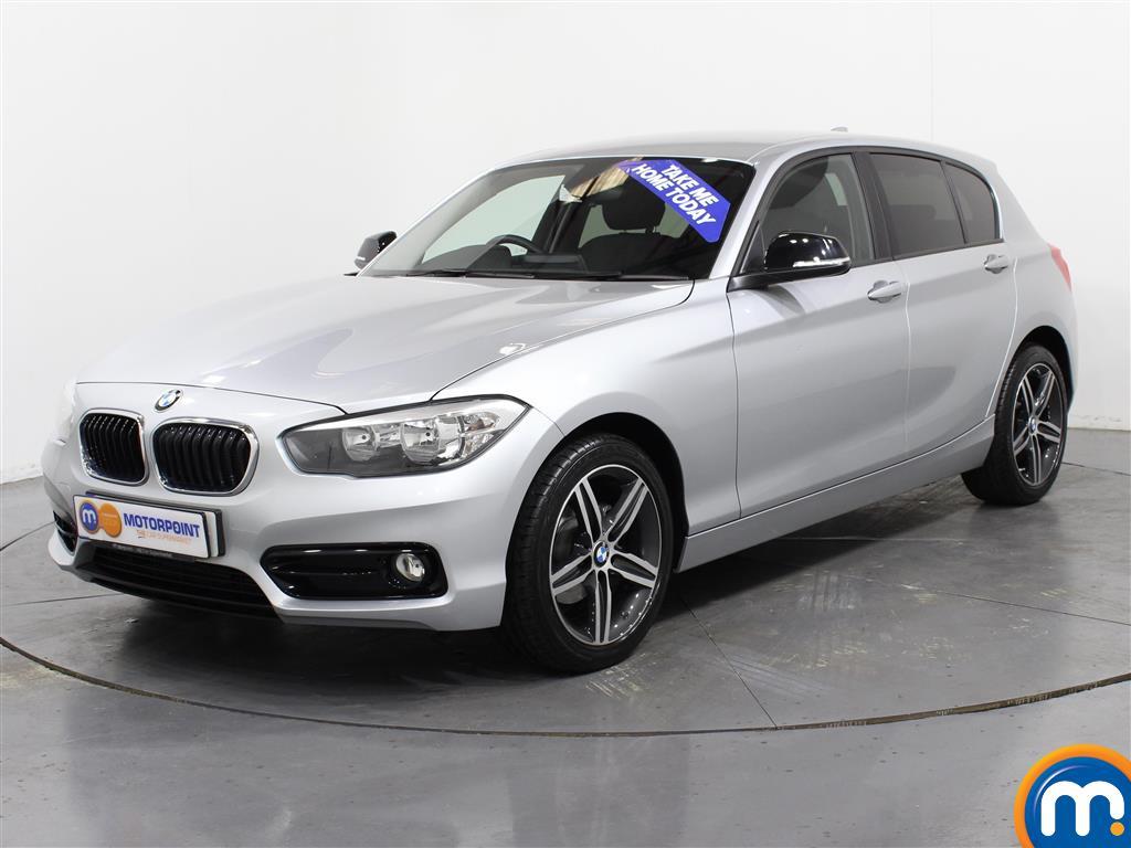 BMW 1 Series Sport - Stock Number (998243) - Passenger side front corner
