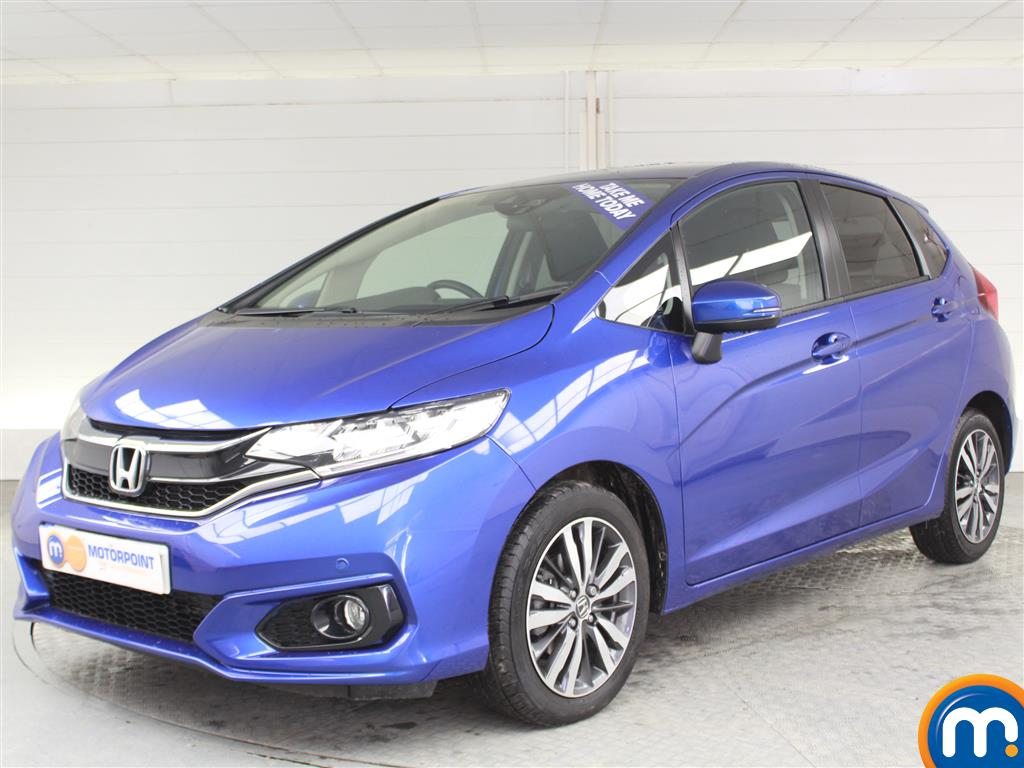 Honda Jazz EX Navi - Stock Number (1000315) - Passenger side front corner
