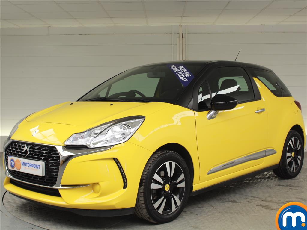 DS Ds 3 Chic - Stock Number (1004614) - Passenger side front corner