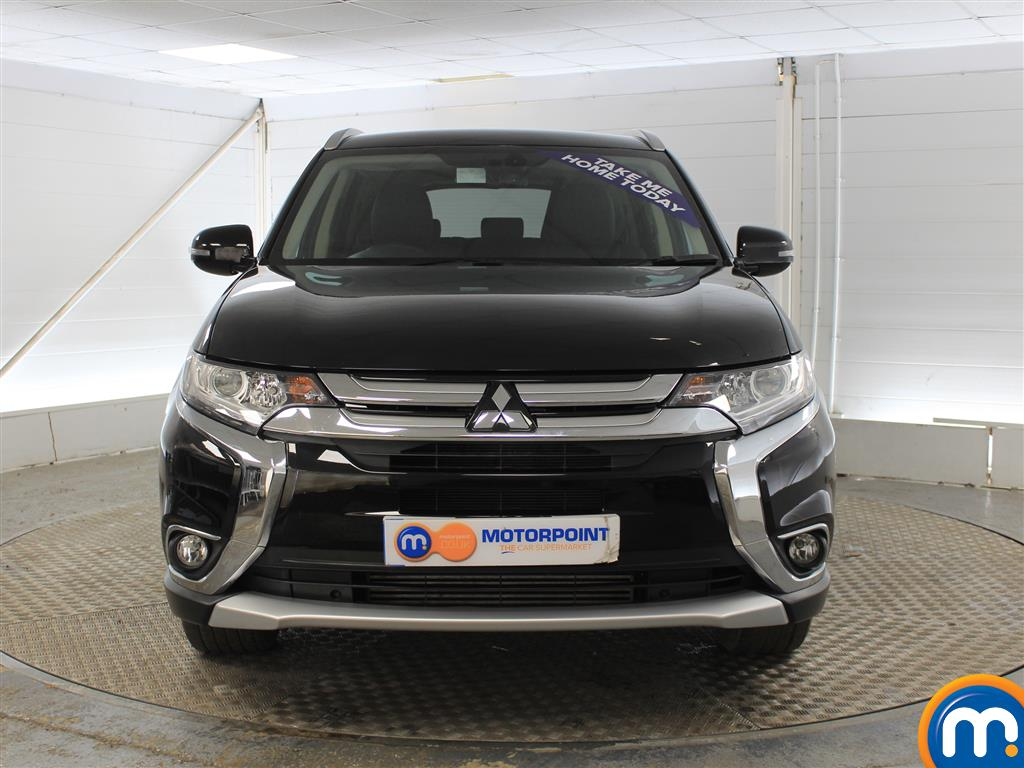 Mitsubishi Outlander 3 Automatic Diesel 4X4 - Stock Number (1003439) - Front bumper