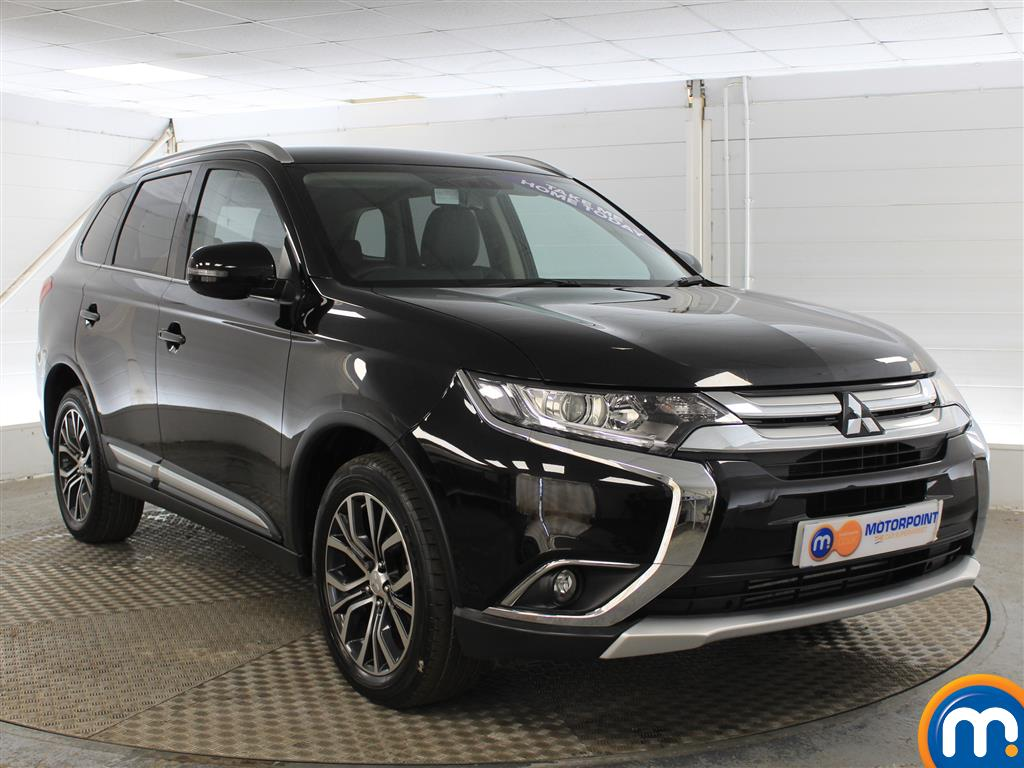 Mitsubishi Outlander 3 Automatic Diesel 4X4 - Stock Number (1003439) - Drivers side front corner