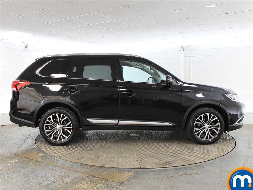 Mitsubishi Outlander 3 Automatic Diesel 4X4 - Stock Number (1003439) - Drivers side