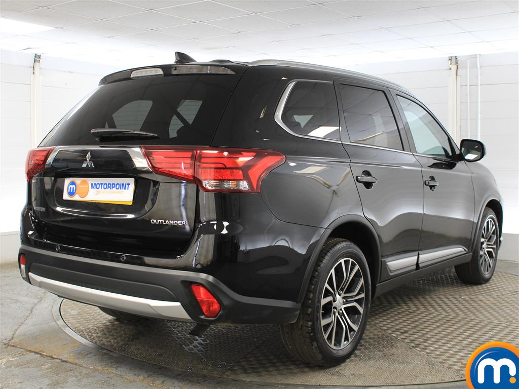Mitsubishi Outlander 3 Automatic Diesel 4X4 - Stock Number (1003439) - Drivers side rear corner
