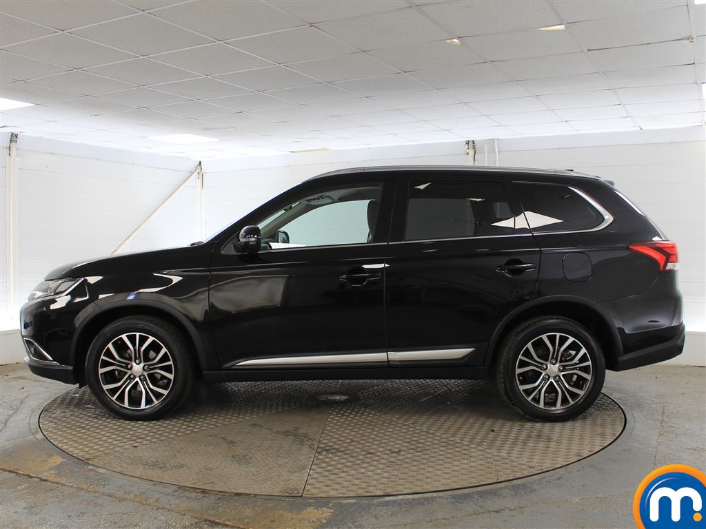 Mitsubishi Outlander 3 Automatic Diesel 4X4 - Stock Number (1003439) - Passenger side