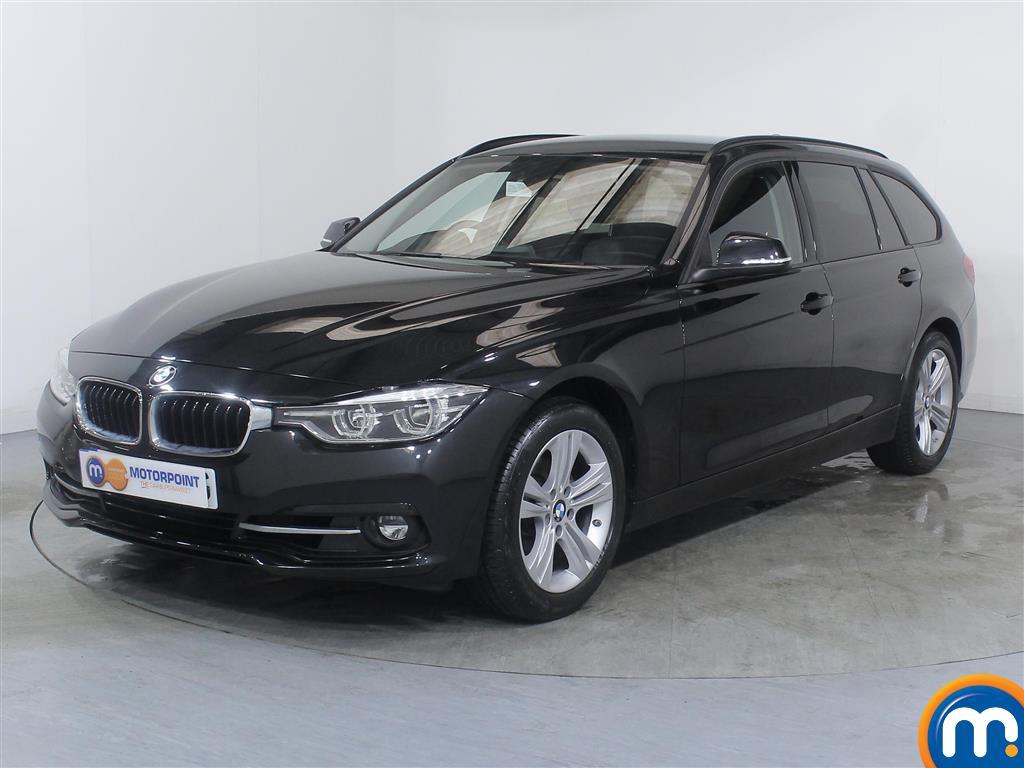 BMW 3 Series Sport - Stock Number (995745) - Passenger side front corner