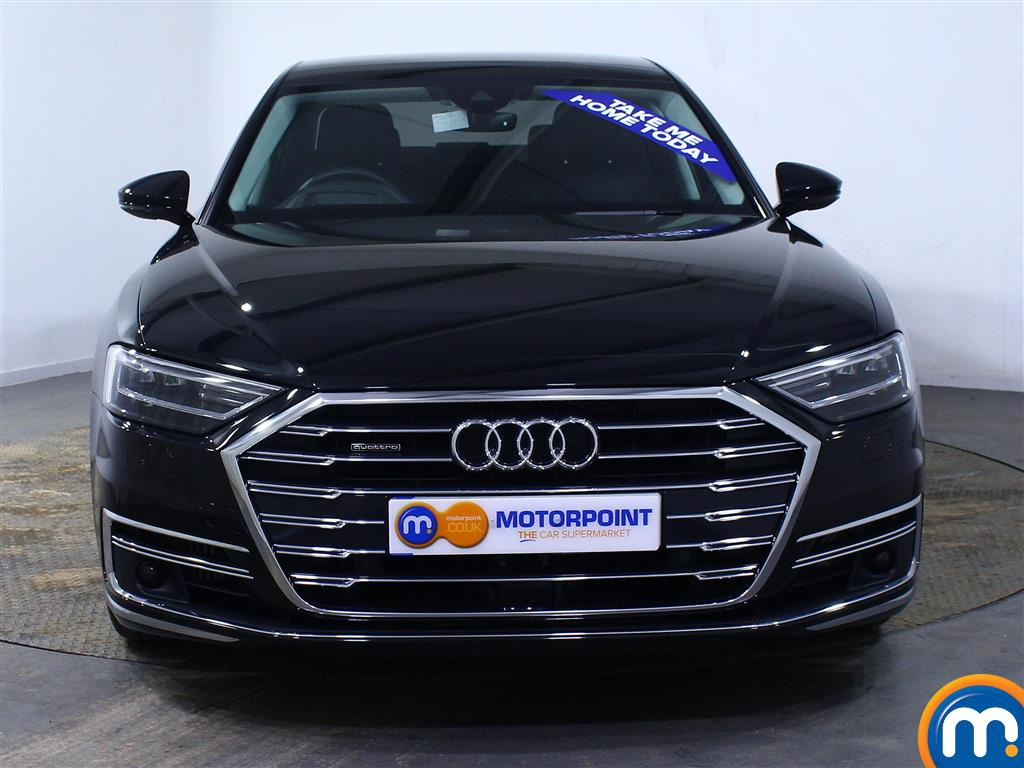 Audi A8 50 Tdi Quattro 4Dr Tiptronic Automatic Diesel Saloon - Stock Number (1003174) - Front bumper