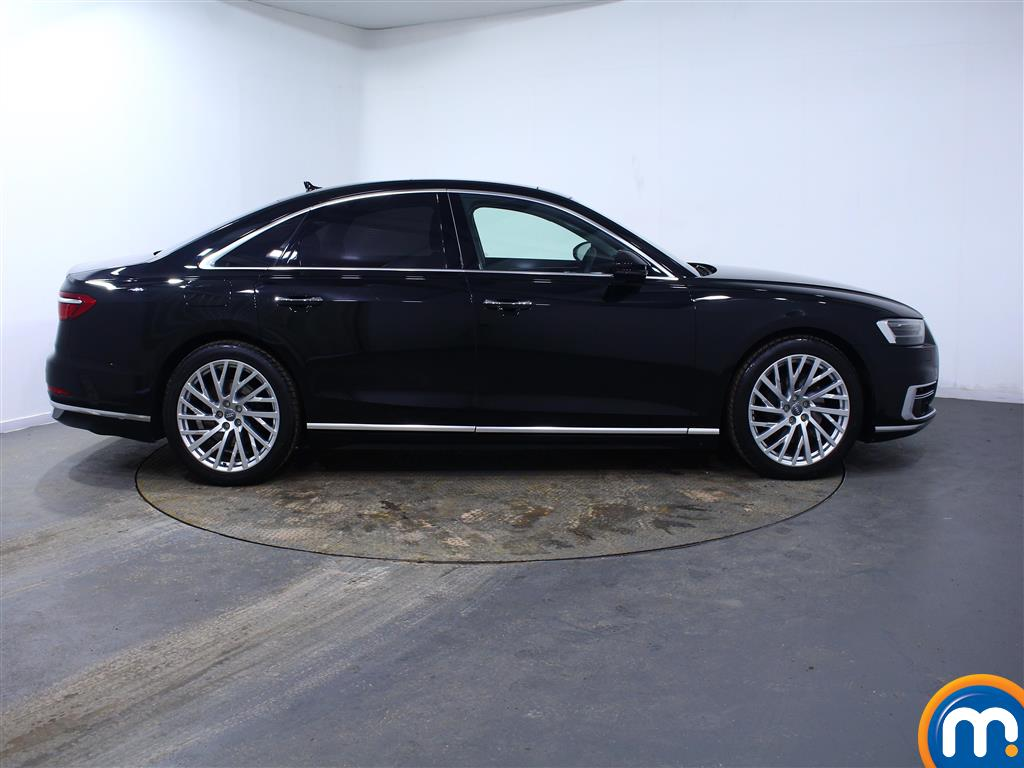 Audi A8 50 Tdi Quattro 4Dr Tiptronic Automatic Diesel Saloon - Stock Number (1003174) - Drivers side