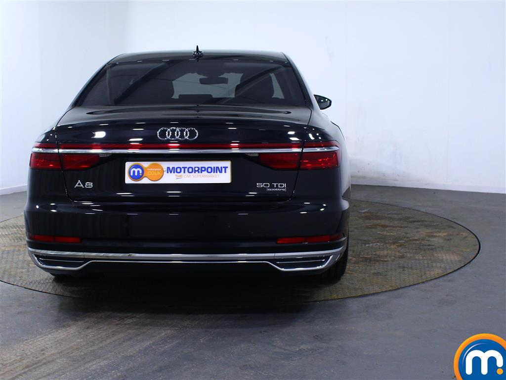 Audi A8 50 Tdi Quattro 4Dr Tiptronic Automatic Diesel Saloon - Stock Number (1003174) - Rear bumper
