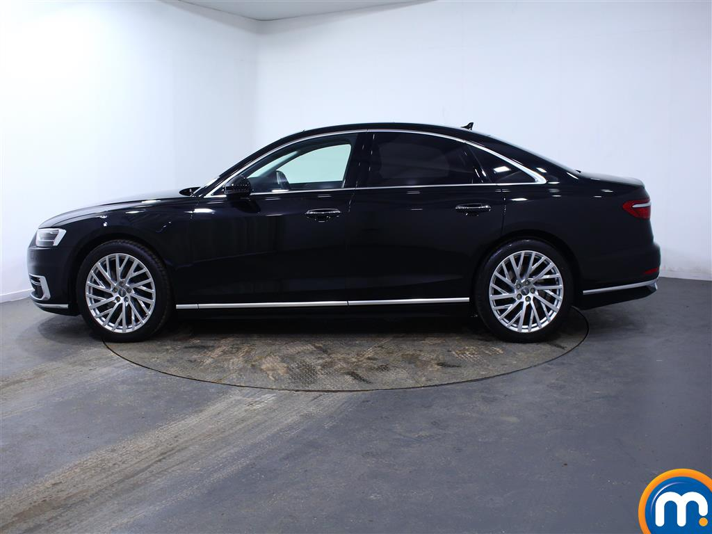 Audi A8 50 Tdi Quattro 4Dr Tiptronic Automatic Diesel Saloon - Stock Number (1003174) - Passenger side
