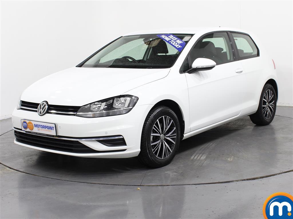 Volkswagen Golf SE - Stock Number (1002521) - Passenger side front corner