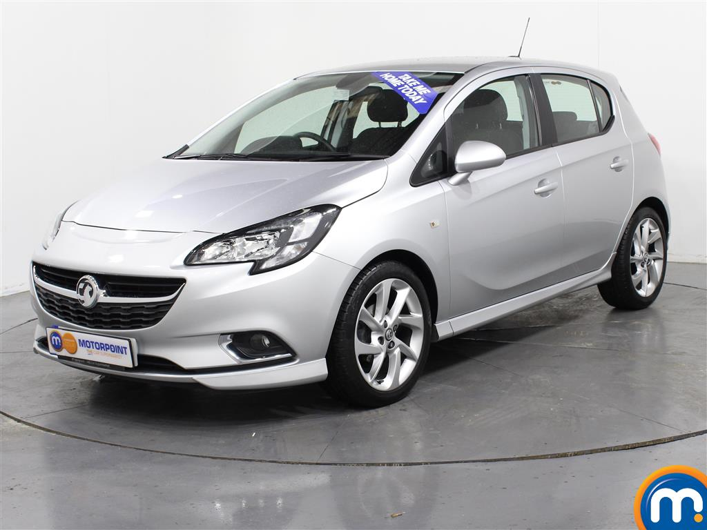 Vauxhall Corsa SRi Vx-line - Stock Number 1007234 Passenger side front corner