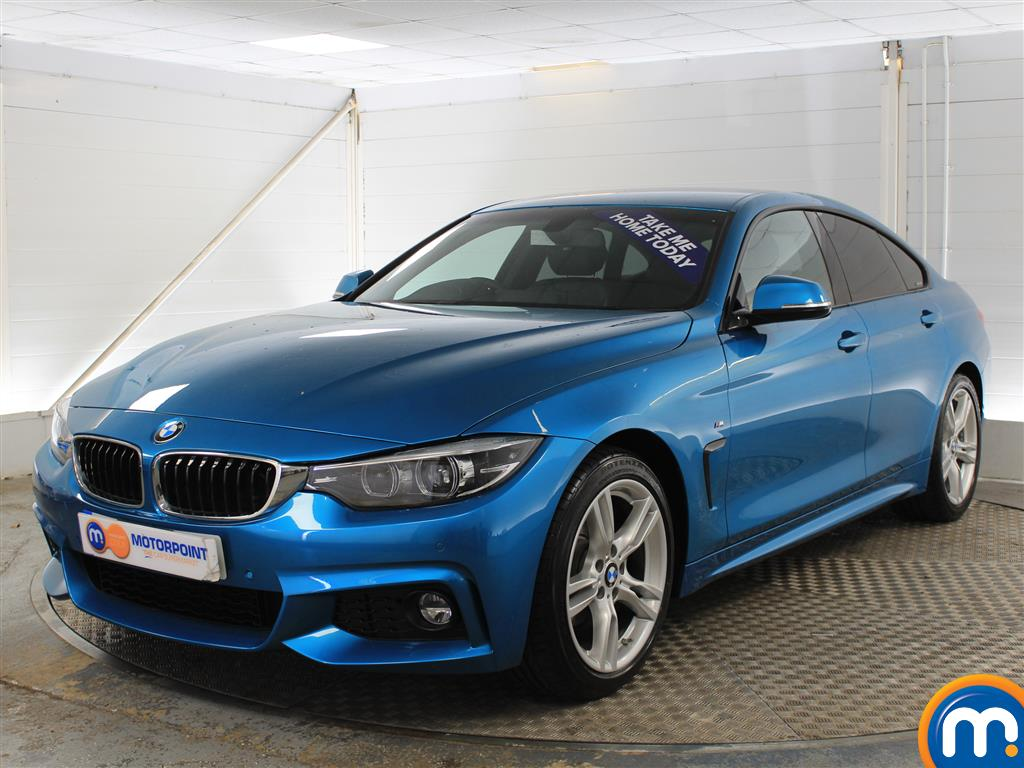 BMW 4 Series M Sport - Stock Number (998095) - Passenger side front corner