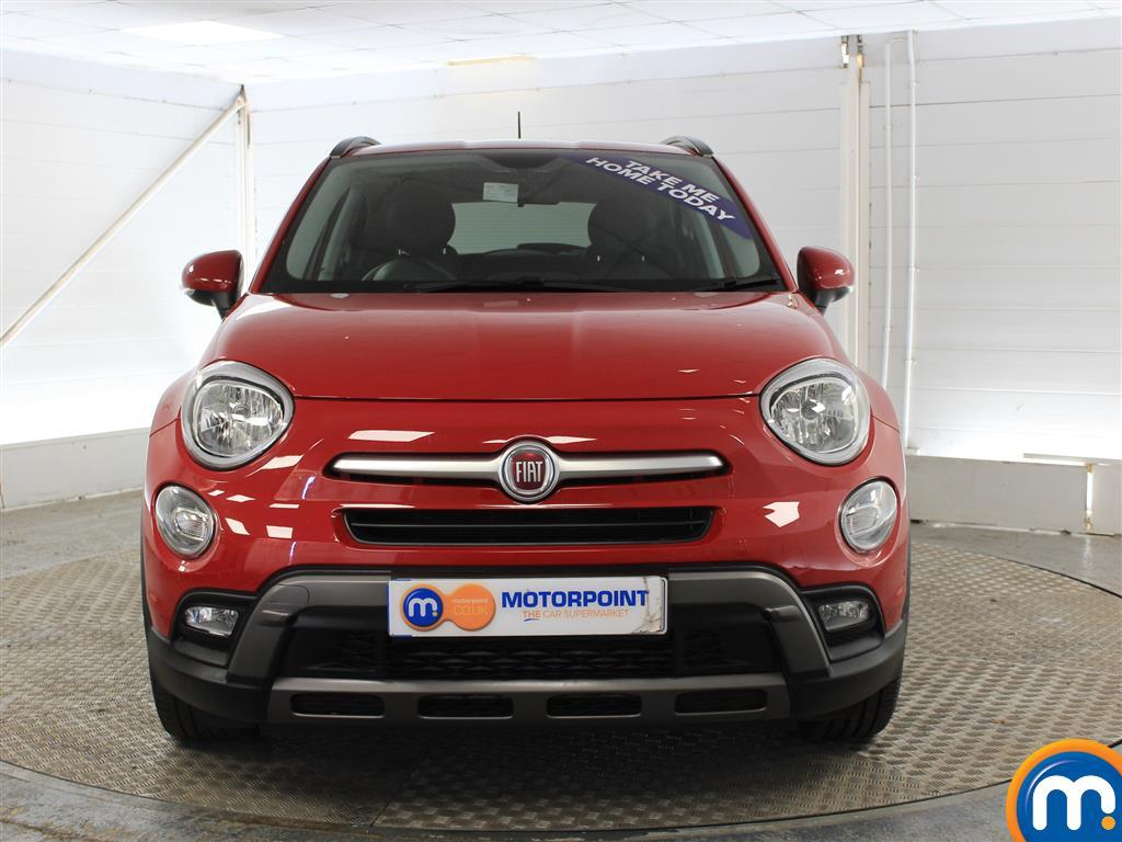 Fiat 500X Cross Manual Diesel Hatchback - Stock Number (1002863) - Front bumper